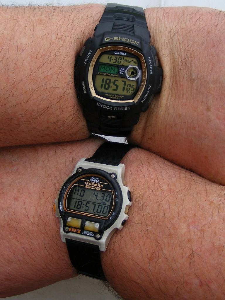 Casio Ironman Watches