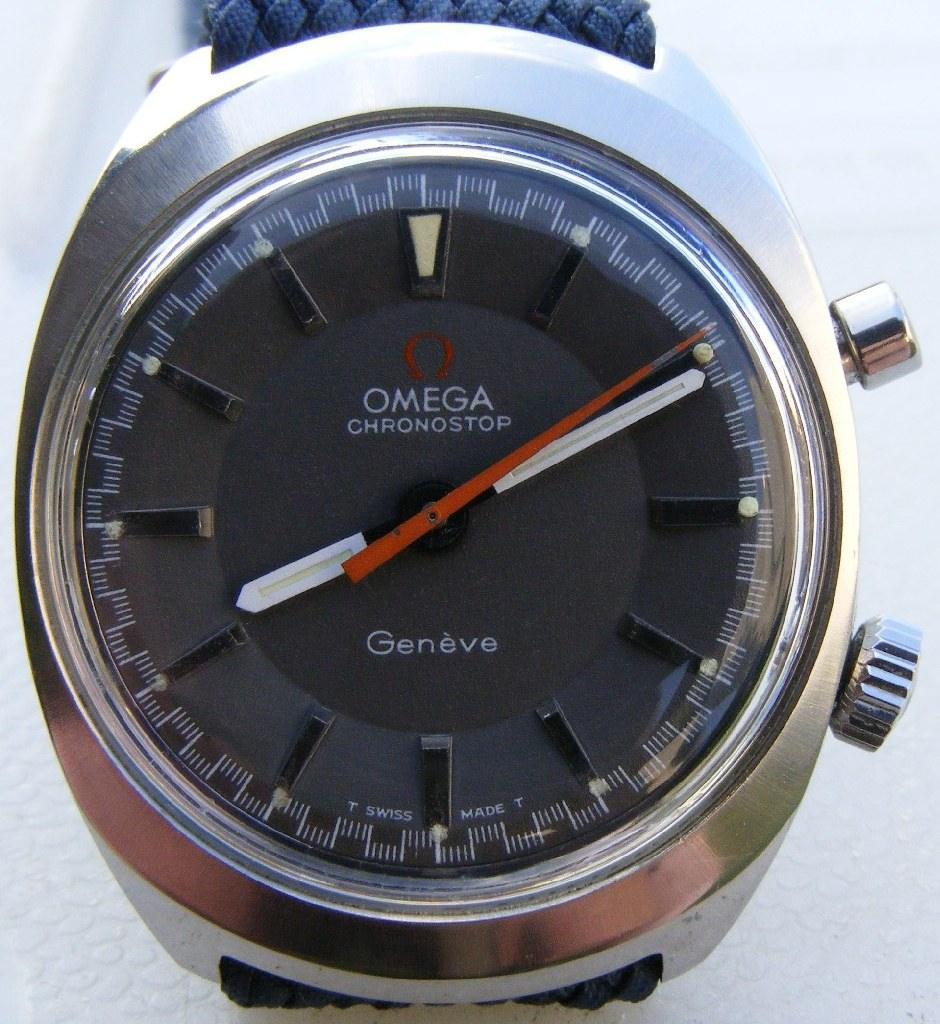 Omega Chronostop