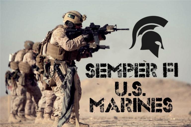 united states marines infantry