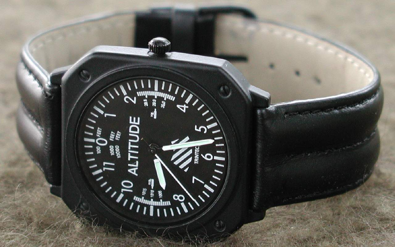 TrinTec Altimeter, photo credit Ricky Lee McBroom
