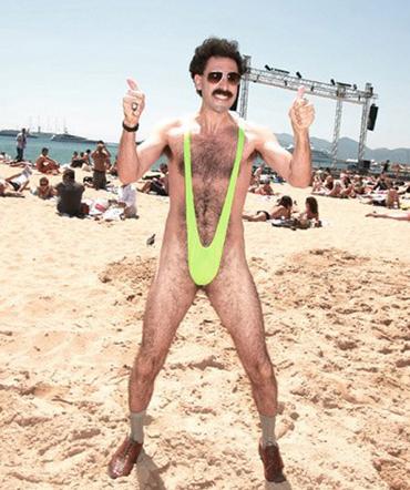 Borat speedo borat great success meme keywords and pictures
