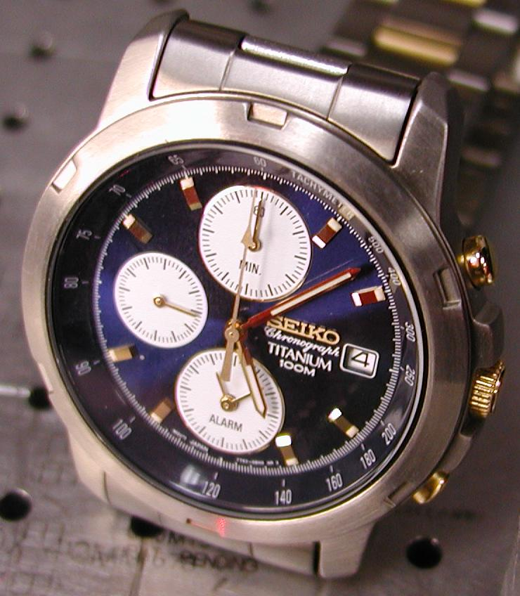 Seiko 7t62 0be0 Review